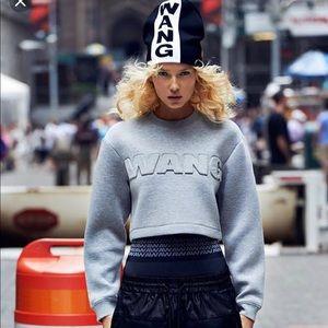 ALEXANDER WANG X H&M Cropped Sweatshirt